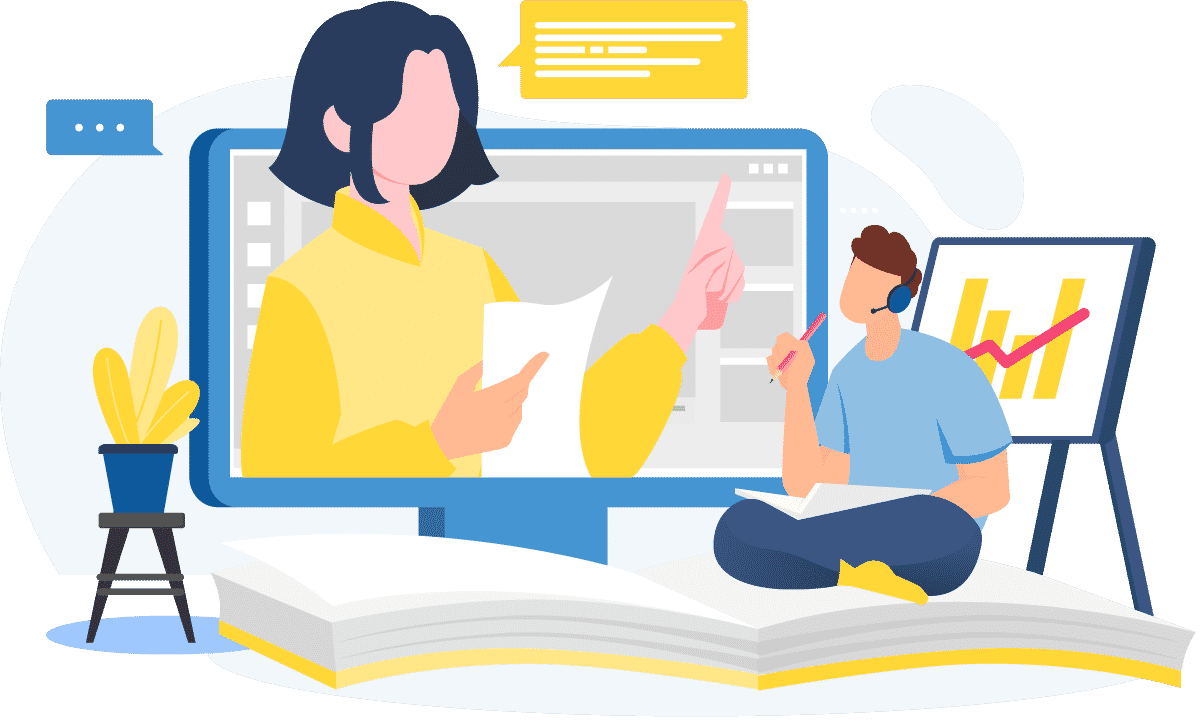 Profesores cursos online