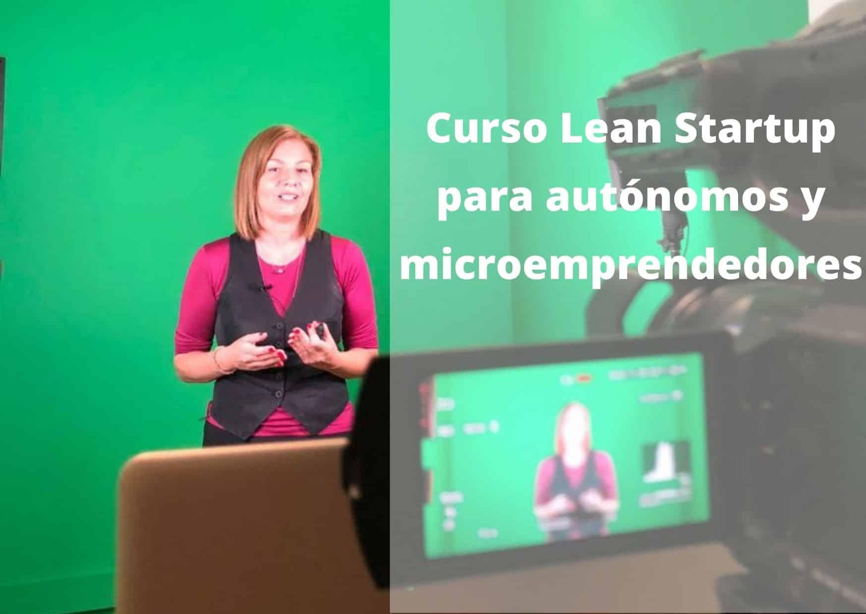 Curso Lean Startup para autónomos y microemprendedores