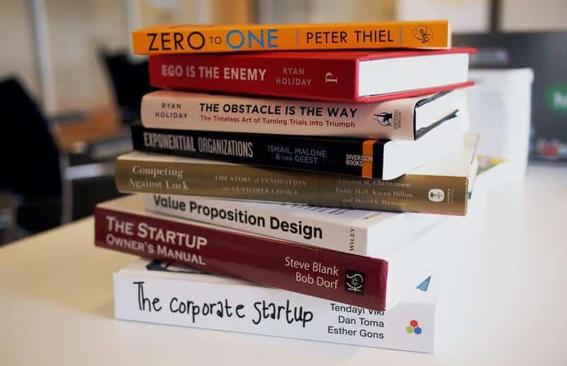 Libros emprendedores y autónomos