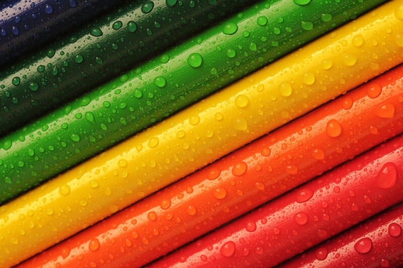 Importancia del color en marketing